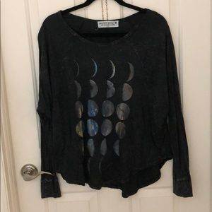 Urban Outfitters Moon Top